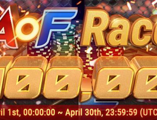 100.000$ All In or FoldA(AoF) Race bei BestPoker und Natural8