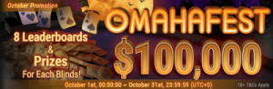 100k Omahafest Promotion in the gg network
