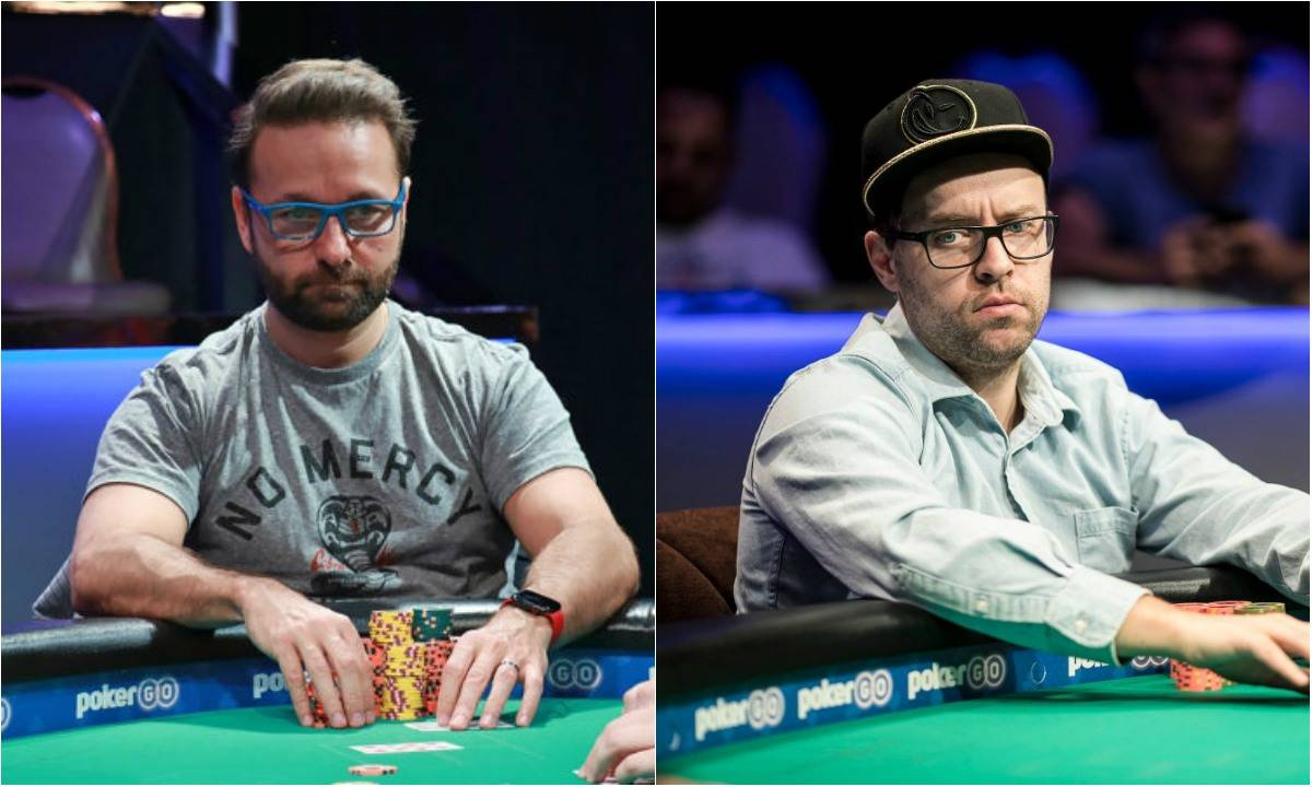 Daniel Negreanu became a player of the year by mistake