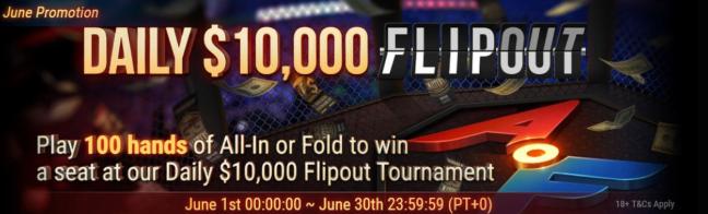 Daily Flipout Promotion